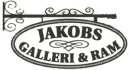 Jakobs Galleri & Ram logo