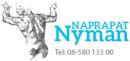 Naprapatmottagningen Lars Nyman logo
