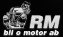 R M Bil & Motor AB logo