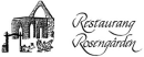 Restaurang Rosengården logo