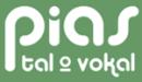 Pias Tal och Vokal logo