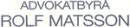 Advokatbyrå Rolf Matsson AB logo