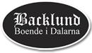 Backlunds Boende i Dalarna logo