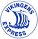 Flyttningsbyrån Vikingens Express logo