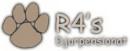 R4's Djurpensionat logo