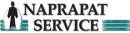 Naprapat Service AB logo