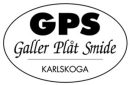 GPS Galler, Plåt o. Smide logo