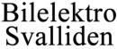 Bilelektro Svalliden logo