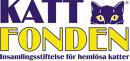 Kattfonden - Insamlingsstiftelse för hemlösa katter logo