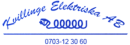 Kvillinge Elektriska AB logo