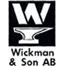 Wickman & Son, AB K S logo