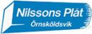 Nilssons Plåt AB, T logo