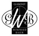 Glaskonst W. Baier logo