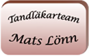 Tandläkare Mats Lönn logo