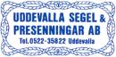 Uddevalla Segel & Presenningar AB logo