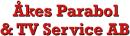 Åke:s Parabol & TV Service logo