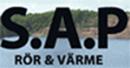 S.A.P Lundgren Rör & Värme AB logo