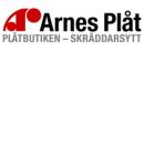 Arnes Plåtslageri logo