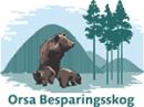 Orsa Besparingsskog logo