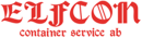 ELFCON Containerservice AB logo