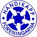 Handikappföreningarnas Samarbetsorgan i Dalarna HSO logo