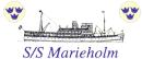 S/S Marieholm Restaurang logo