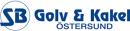 S B Golv & Kakel logo