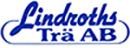Lindroths Trä AB logo