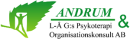 Andrum L-Å G:s Psykoterapi & Org. konsult logo