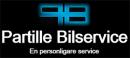 Partille Bilservice logo