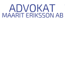 Advokat Maarit Eriksson AB logo