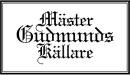 Mäster Gudmunds Källare logo