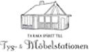 Tyg- & Möbelstationen logo