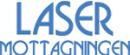Lasermottagningen logo