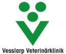 Vesslarp Veterinärklinik AB logo