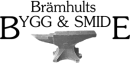 Brämhults Bygg o. Smide logo