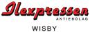 Ilexpressen i Visby AB logo