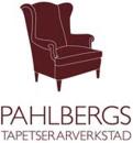 Pahlbergs Tapetserarverkstad logo