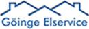 Göinge Elservice logo