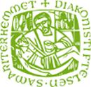 Samariterhemmet, Diakonistiftelsen logo