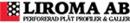 Liroma AB logo