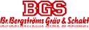 Bergströms Gräv & Schakt i Gävle AB logo