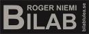 Roger Niemi Bilab AB logo