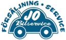 J O Bilservice logo