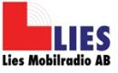 Lies Mobilradio AB, R logo
