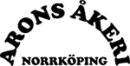 Arons Åkeri AB logo