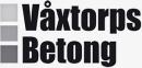 Våxtorps Betong AB logo