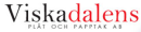 Viskadalens Plåt & Papptak AB logo