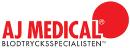 AJ MEDICAL Blodtrycks Specialisten logo