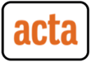 Acta Konserveringscentrum AB logo